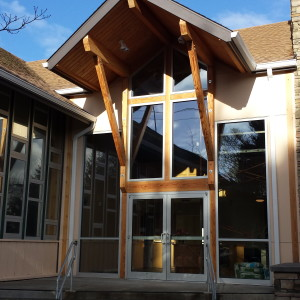 Boulevard Park Presbyterian Church Entry
