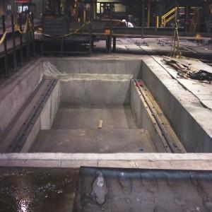 'Romac Industries Plant Modification